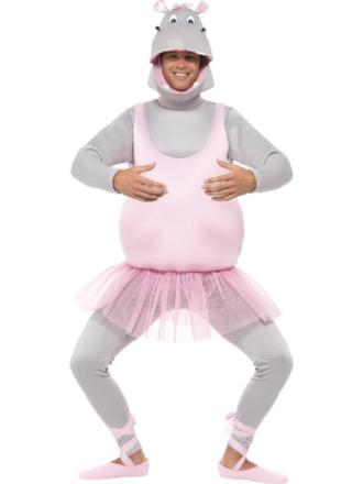 Virtahepo Ballerina Naamiaisasu