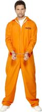 Flygtet Fange Kostume Large