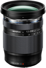 Olympus ED 12-200mm F3.5-6.3 black