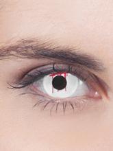 Bleeding Eye white Linser