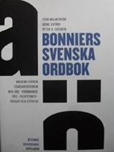 Bonniers svenska ordbok
