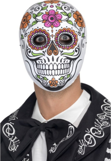Se�or Bones Maske