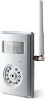 YOYOCam Tr�dl�s Overv�gningskamera 3G