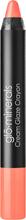 Osta Cream Glaze Crayon, Mimosa 2,8 gloMinerals Huulipuna edullisesti