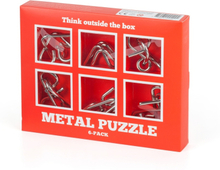 Metalliset pulmat 6-pack 4,5mm