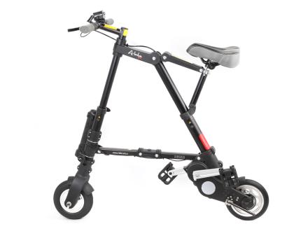 A-Bike Foldbar Elcykel