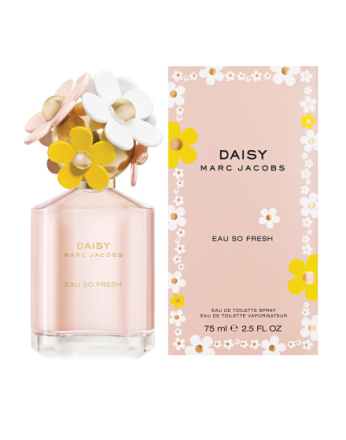 Parfyme - Transparent Marc Jacobs Daisy Eau So Fresh Edt 75 ml