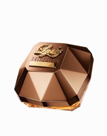 Parfyme - Transparent Paco Rabanne Lady Million Privé 50 ml