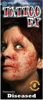Tatovering Diseased