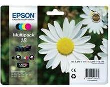 Epson bläckpatroner Multipack T1806 (alla färger) C13T18064010