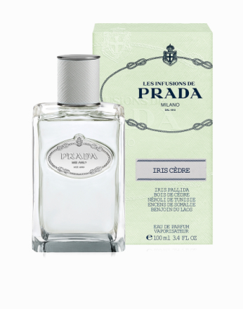 Parfyme - Transparent Prada Iris Cedre Edp 100ml