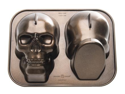 Kakeformen Haunted Skull