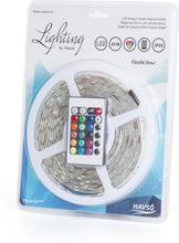 LED-valonauha Kaukosäätimellä