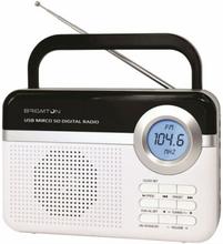Transistorradio BRIGMTON BT 251 B Vit