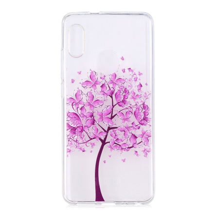 TPU Case for Xiaomi Redmi Note 5 Pro Butterfly Pattern