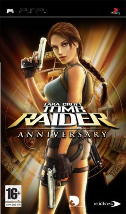 Tomb Raider: Anniversary /PSP