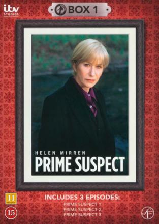 Prime Suspect: Box 1 - DVD