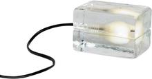 Block lamp mini Lightkit svart