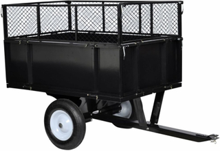 vidaXL Transport for havetraktor 300 kg