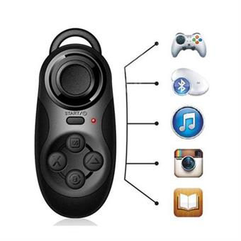 4smarts Basic GAMER Bluetooth Remote - Sort