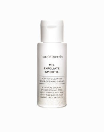 bareMinerals Mix-Exfoliate-Smooth Add-to-Cleanser Polishing Grains