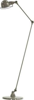 Jieldé Signal SI833 Golvlampa 80+30 cm m. sladd + brytare - Matt Sulfur Gul