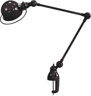 Jieldé Loft D4040 Klämlampa 40+40x15 cm - Matt Vit