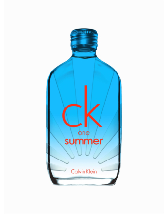 Parfyme - Transparent Calvin Klein CK One Summer Edt 100 ml