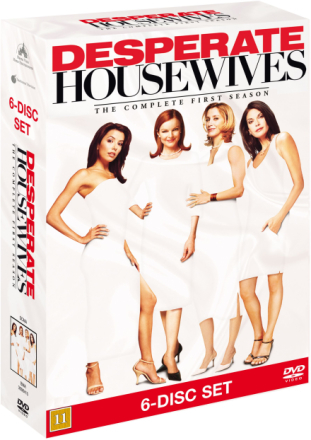 Desperate Housewives - season 1 - DVD