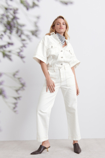 Re:gina denim boilersuit