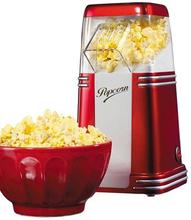 Retro Line / Popcornmaskin retro röd-vit