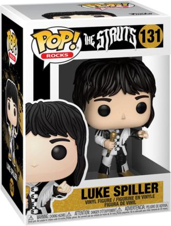 The Struts - Luke Spiller Rocks Vinyl Figure 131 - Funko Pop! Figure - multicolor