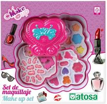 Makeup Sæt til Børn Hjerte Pink