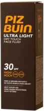 Piz Buin Ultra Light Dry Touch Face Fluid SPF 30 50ml Solfaktor