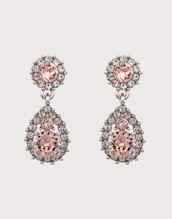 Øredobber - Sølv Lily and Rose Sofia Earrings