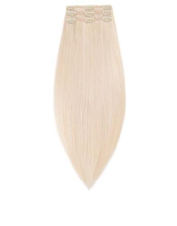 Rapunzel Of Sweden 50 cm Clip-on set Original 3 pieces Light Blond