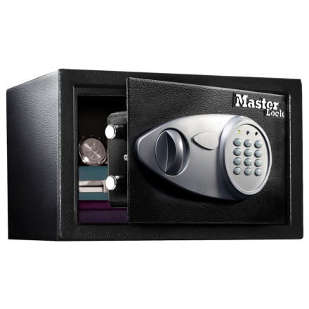 Master Lock X055ML medium digital sikkerhedsboks