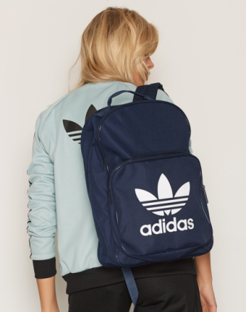 Ryggsekker - Blå Adidas Originals BP Clas Trefoil
