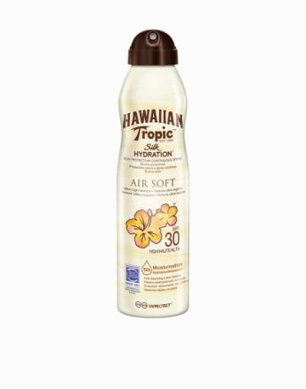 Hawaiian Tropic Silk Hydration Air Soft Spray SPF 30 180 ml Transparent
