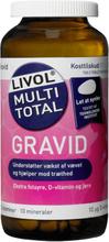 Livol Multi Total Gravid 150 stk