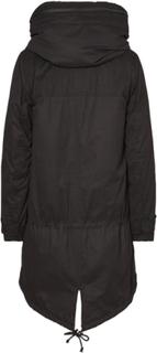 MAMA.LICIOUS 3-in-1 Padded Winter Jacket Kvinna Svart