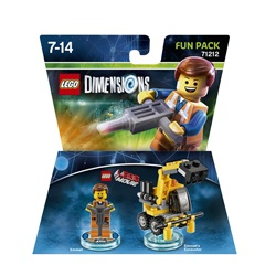 LEGO Dimensions Fun Pack - Emmet - wupti.com