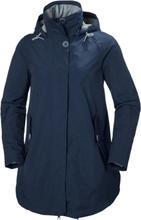 Women's Elements Summer Coat Tummansininen S