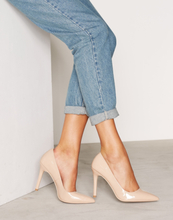 NLY Shoes Slim Pump Beige