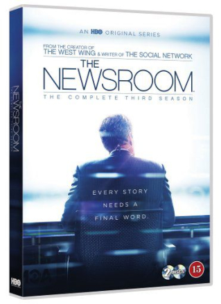 The Newsroom - Season 3 - DVD