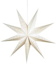 Markslöjd Solvalla stjerne, 100 cm, E14, hvit