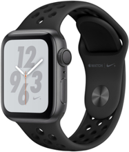 Watch Series 4 Nike+ GPS 44mm Space Grey Aluminium Case Nike Sport Band Anthracite/black