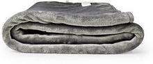 Nedis Elektrisk filt | 160 x 140 cm | 9 värmeinställningar | Indikator | Överhettningsskydd
