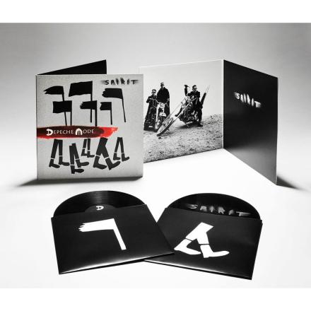 Depeche Mode - Spirit - 2Depeche Mode - 2Vinyl