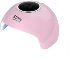 LED / UV Lamppu kynsille, STAR6 - Pinkki